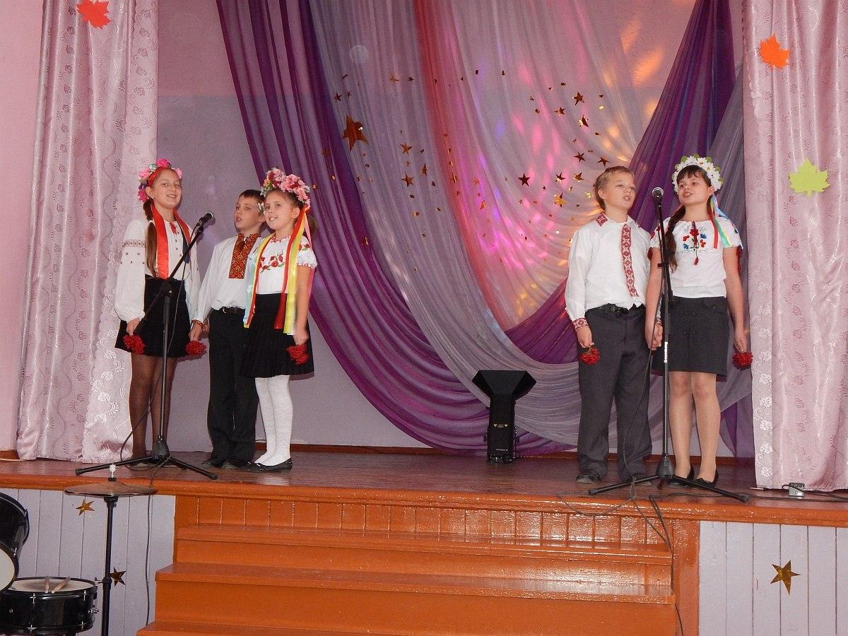 Полтава школа 9 конкурс фестиваль музика вокал співи пісні