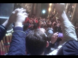 Иерусалим. Храм Гроба Господня. Суббота схождения Благодатного огня. 11.04.2015 г.