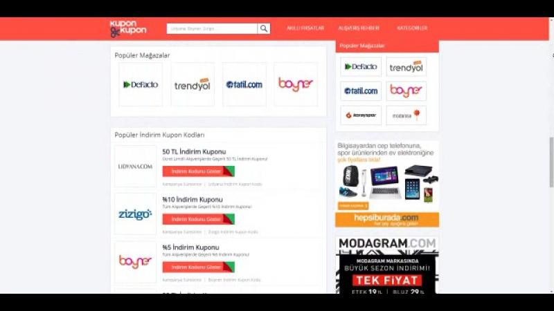 DeFacto İndirim Kuponu Kodu ve Kampanyaları | Ağustos 2015