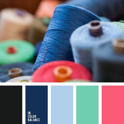 Палитра | Цветовые схемы |