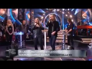 J. Ahola & J.P. Leppäluoto - Sylvian joululaulu @ Tartu Mikkiin