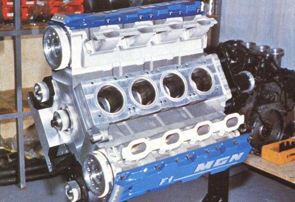 Атмосферный двигатель, объёмом