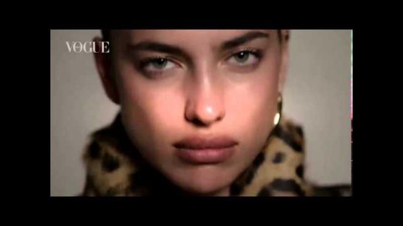 Irina Shayk - Dancing, Sexy, Fierce for Vogue
