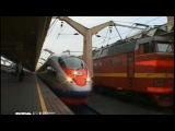 Самый быстрый поезд России - Сапсан