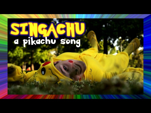 Singachu: A Pikachu Song (Pokemon Game Parody)