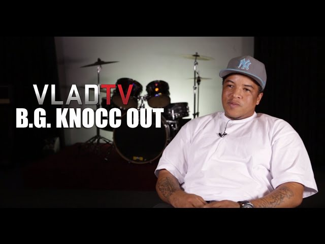 B.G. Knocc Out: Eazy-E Was Never Broke Like in N.W.A. Biopic