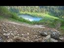 Красная Поляна Сочи озеро Кардывач летом