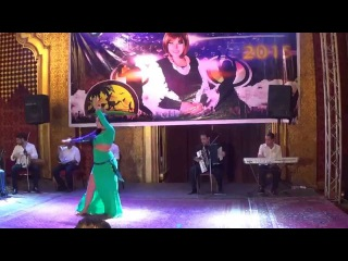 Ангелина Судакова. Ahlan Wa Sahlan Festival 2015. Baladi