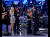 Lara Fabian con Gigi d'alessio - Adagio e un cuore malato Sanremo2007.avi