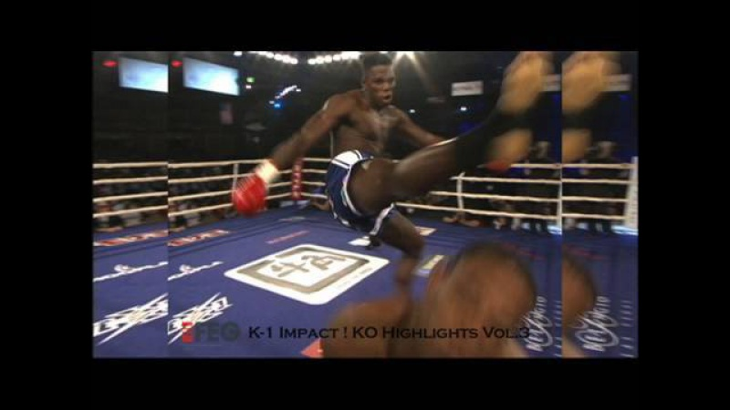 K 1 Impact KO Highlights Vol 3