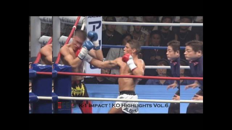 K 1 Impact KO Highlights Vol 6