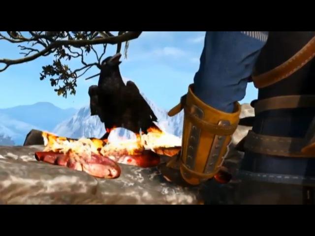 Ария Меченый злом The Witcher 3