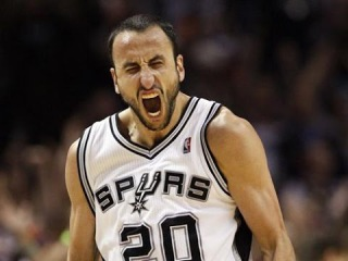 Manu Ginobili's Top 10 Dunks Of His Career
