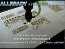 Лазерная резка и гравировка фанеры шкатулка