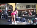 Never give up !! Female Fitness Motivation Strong and Sexy Bikini Girls Workout HD 1080 p 2015