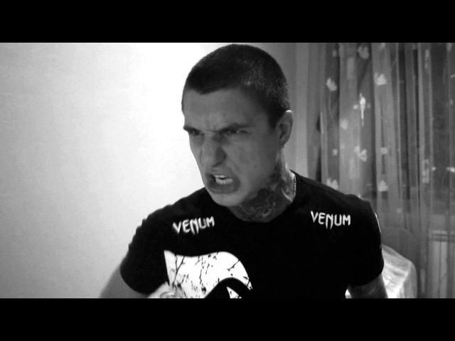 ALEX TERRIBLE Linkin Park Numb COVER RUSSIAN HATE PROJECT