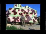Kurdish Sandcrawler Tanks - Syrian Civil War ( Rojova )