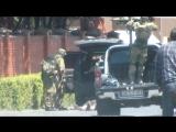 11.07.2015 г. Мукачево. Оперативное видео до начала перестрелки Правого сектора с полицией.