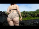 Booty Shorts in water Hawaii PAWG, WSHH