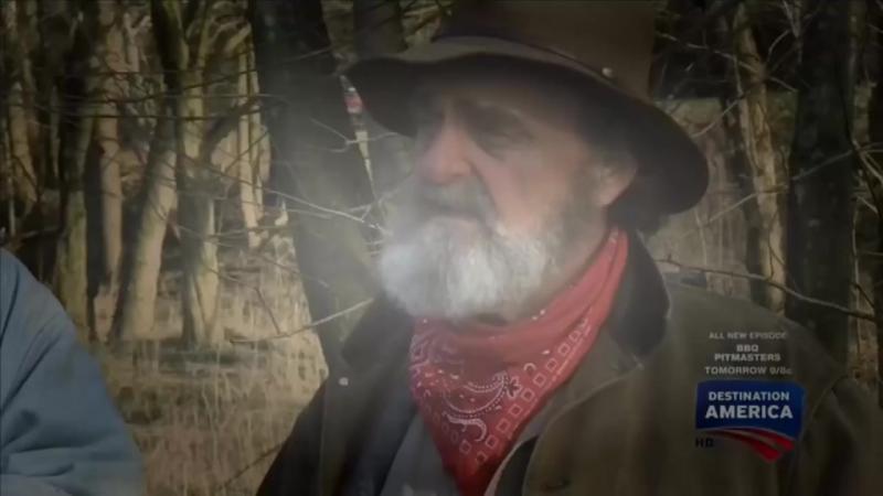 Горные монстры. 1 сезон 2 серия. Травяной человек из округа Перри.