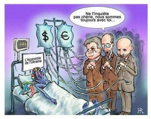 Глава Минфина Яресько не может назвать объемы финпомощи Украине, но уверена, что ее будет достаточно - Цензор.НЕТ 1062