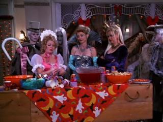 Сабрина маленькая ведьма (Sabrina, the Teenage Witch) 5 сезон 6 серия «The Halloween Scene»