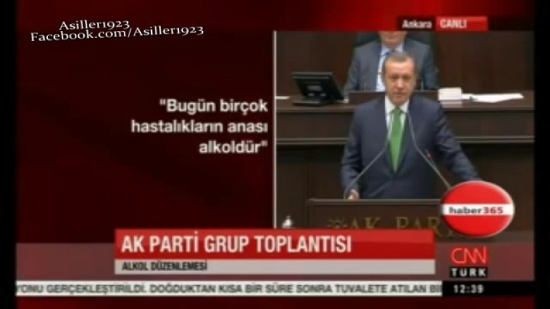 Atatürke Ayyaş Diyen Tayyip