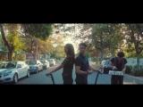 Justin Timberlake Medley! Victoria Justice & Max | ONE TAKE on SEGWAYS