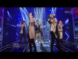 120603 - 빅스 (VIXX)- Super Hero @ Inkigayo