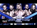 RWK - Preview SmackDown 5-man match for IC Championship
