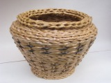 ▬► Послойное плетение из газет. Часть 1 / Layerwise newspaper weaving