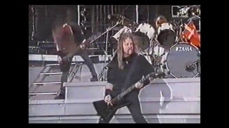 Metallica - Castle Donington, England [1991.08.17] Full T.V. Broadcast