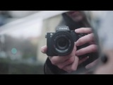 Sony A7 II test shoot with 5 axis SteadyShot Inside