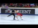 2014 Rostelecom Cup. Ice Dance - Short Dance. Kaitlin HAWAYEK  Jean-Luc BAKER