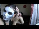 Подготовка к Halloween/ День третий/Создаём образ призрака