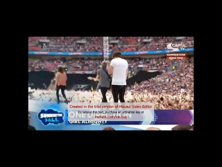One Direction - Girl Almighty | Summertime Ball 2015