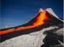 HD Извержение вулкана Плоский Толбачик. Камчатка