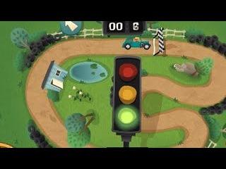 Çizgi film - En hızlı yarış arabası oto bakımı nasıl yaptırdı