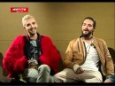 Exclusive Interview with Tokio Hotel [Krasnoyarsk, Russia - 12.10.2015]