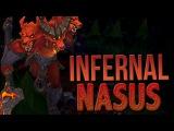 Infernal Nasus Trailer - League of Legends