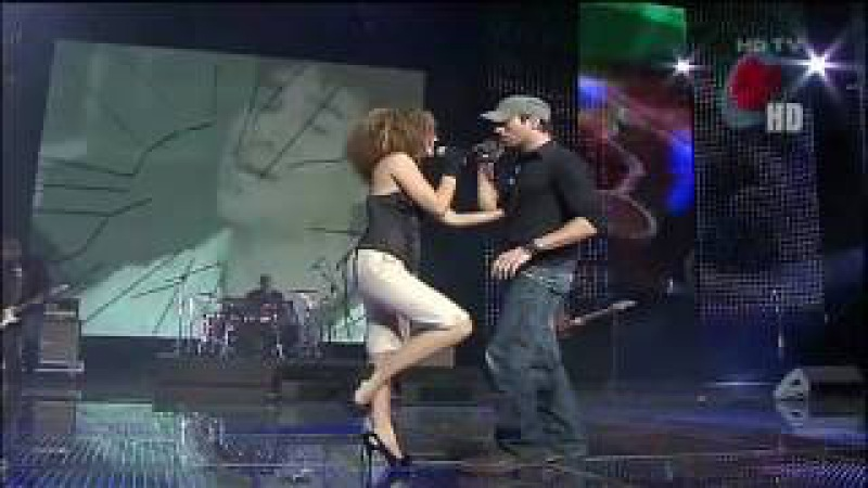 [HD[HQ] ]Enrique Iglesias Laura Jane- Taking Back My Love Premios Telehit 2009 720p HD