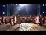 Юлия Савичева - Синий платочек (торжественный концерт ко Дню Великой Победы)