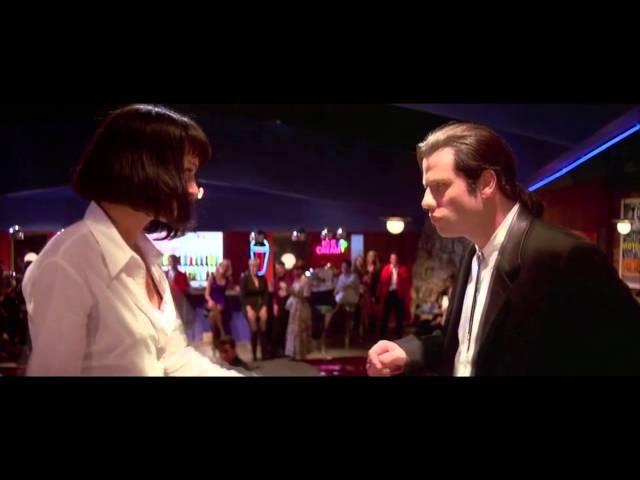 Криминальное Чтиво - Танец HD