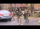 НОВОСТИ УКРАИНЫ! Зажигательный танец Гиви с ополченцами Ополченцы, Новороссия