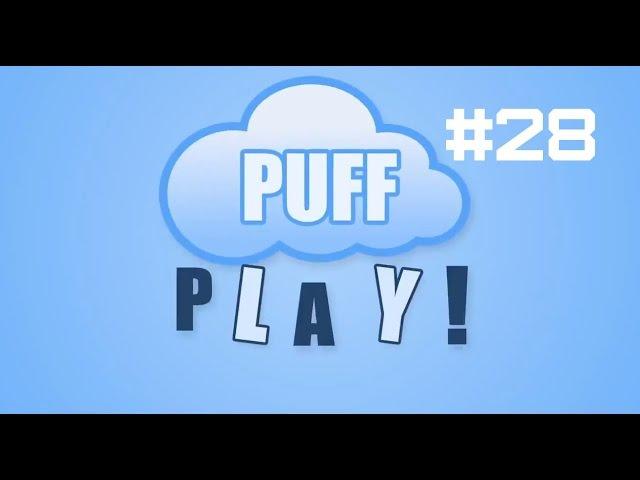 Puff-Play 28: Лига Справедливости Rust.