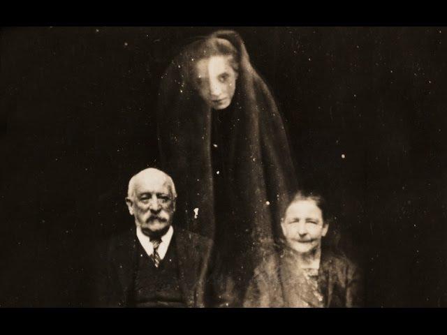 Вот что скрывают фотографии 19-го века, вся правда о мистике и призраках