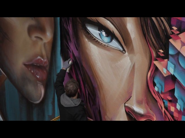 Adnate, Smug and Sofles @ Northland Shopping Centre