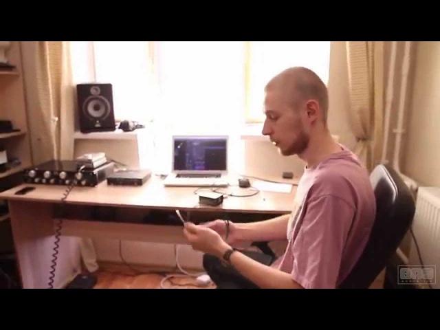 Запись баса и гитары через Di-box и Hi-z (instrument) вход звуковой карты