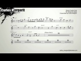 Blue BossaKenny Dorham. Dexter Gordon's (Bb) Solo Transcription.Transcribed by Carles Margarit