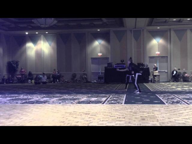 Talia Favia Choreography | ASH NATIONALS | Assisted by Chaz Buzan